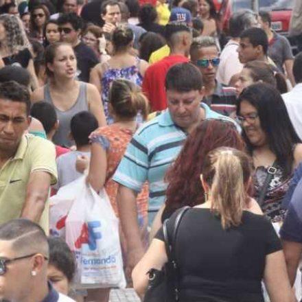 IBGE indica que o Grande ABC tem 2.770.954 habitantes, hoje