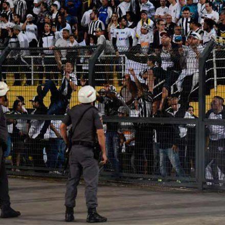 Secretaria faz balanço de danos no Pacaembu e mandará conta do prejuízo ao Santos