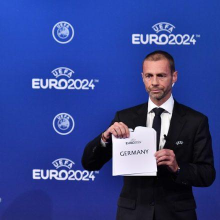 Uefa define Alemanha como sede da Eurocopa de 2024