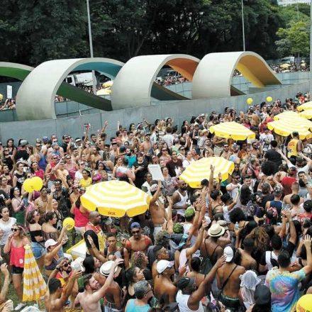 Avenida 23 de Maio ficará fora do Carnaval de SP, em 2019