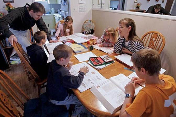 STF proíbe ensino de crianças em casa