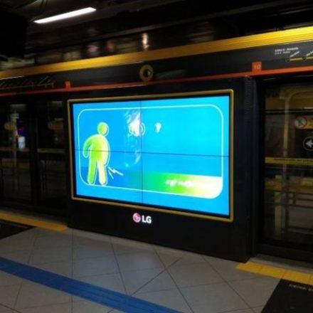 Idec vai à Justiça contra coleta de 'emoções' de passageiros no metrô de SP