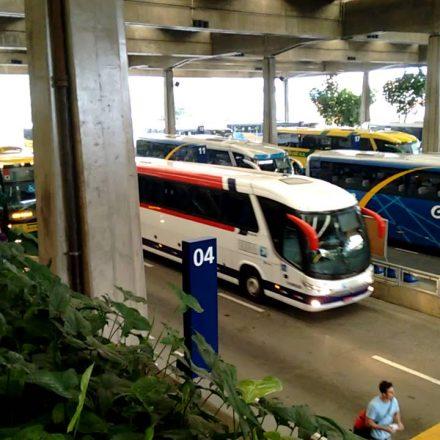 Terminais Rodoviários de São Paulo devem receber 640 mil passageiros no feriado de 7 de Setembro