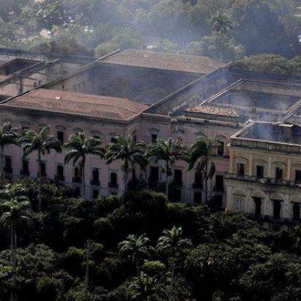 Resgate do Museu Nacional demorará anos