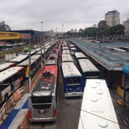 Insatisfação de paulistano com serviço de ônibus piora em 2018