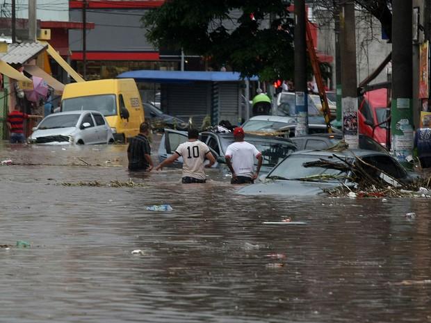 Repasses do Ministério das Cidades para prevenção a enchentes caem 8%