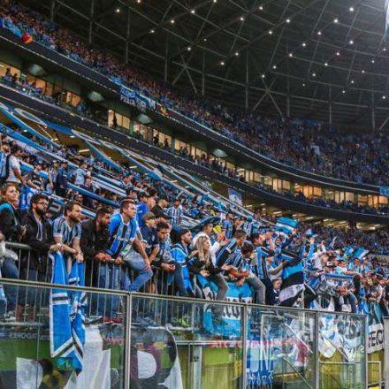 Grêmio joga pelo empate, hoje, para chegar à final da Libertadores