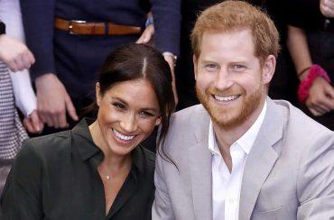 Príncipe Harry e Meghan Markle anunciam que esperam 1º filho