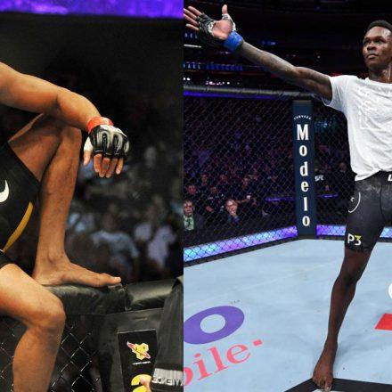 Anderson Silva voltará ao octógono contra Israel Adesanya no UFC 234