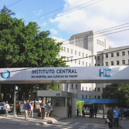Hospital das Clínicas fecha triagem feita na porta de PS