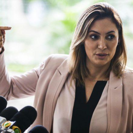 Michelle Bolsonaro diz que atuará no maior número possível de programas sociais