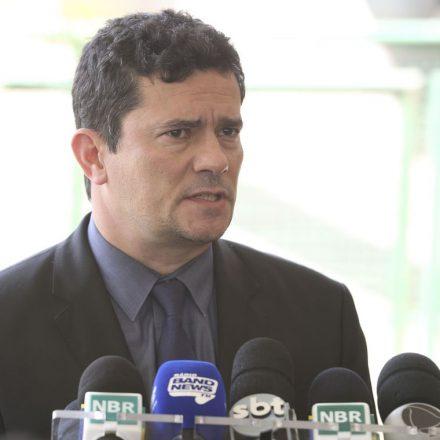 Moro anuncia criação da Secretaria de Operações Policiais Integradas