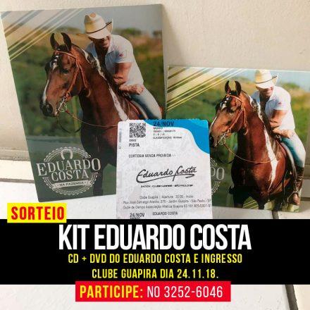 Kit Eduardo Costa