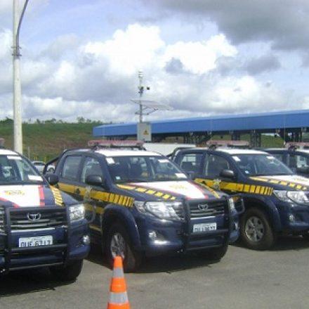 Polícia Rodoviária amplia suas fiscalizações neste período de feriado prolongado