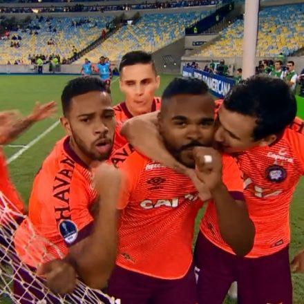 Atlético Paranaense espera por time colombiano na final da Sul-Americana