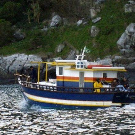 Três turistas morrem após barco virar em Itanhaém