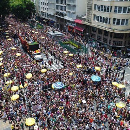 Berrini e Marquês de São Vicente devem abrigar blocos de rua no Carnaval 2019