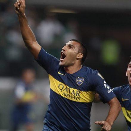 Em jogo nervoso, Boca elimina o Palmeiras e vai à final da Libertadores