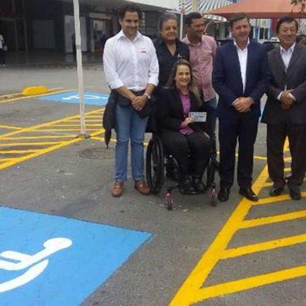 Prefeitura de São Bernardo também fiscalizará vagas para deficientes em estabelecimentos privados