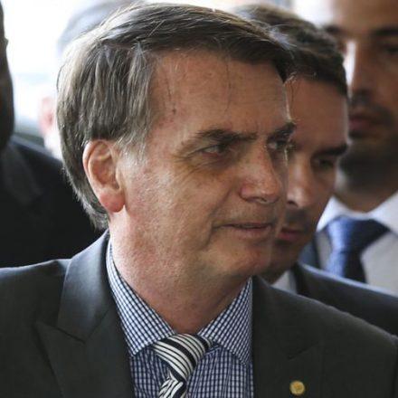 Bolsonaro chega nesta segunda à Suíça