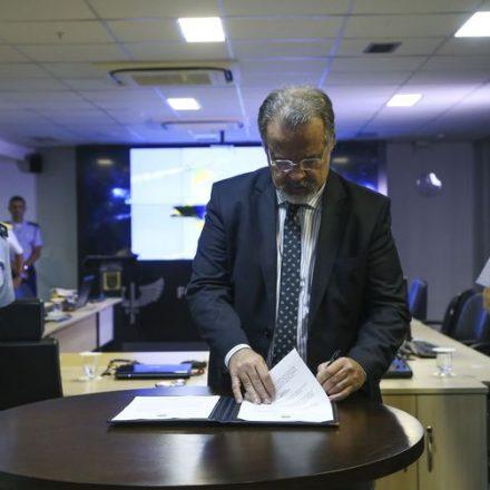 Segurança Pública repassa R$ 140 mi para FAB adquirir radares