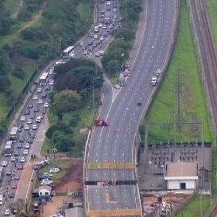 Obra para recuperar viaduto de SP deverá demorar seis meses para ser concluída