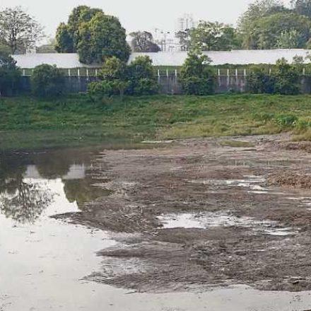 DAEE conclui limpeza de 13 piscinões