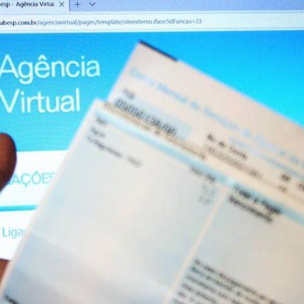 Sabesp faz mutirão itinerante para clientes negociarem dívidas