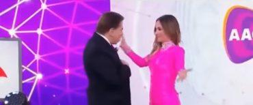 """AACD quer promover """"encontro da paz"""" com Claudia Leitte e Silvio Santos"""