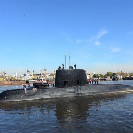 Submarino é achado, mas Argentina descarta resgate