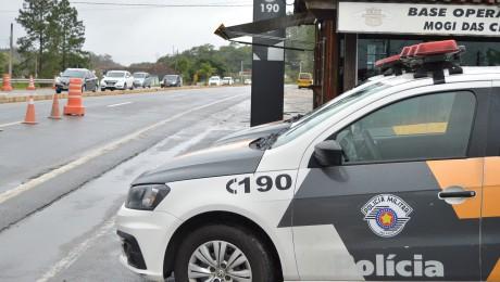 Alto Tietê registra 46 acidentes durante feriado prolongado