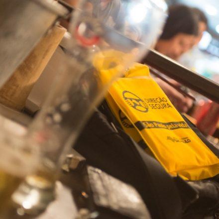 Detran.SP alerta: happy hour combina com bebida, não com direção