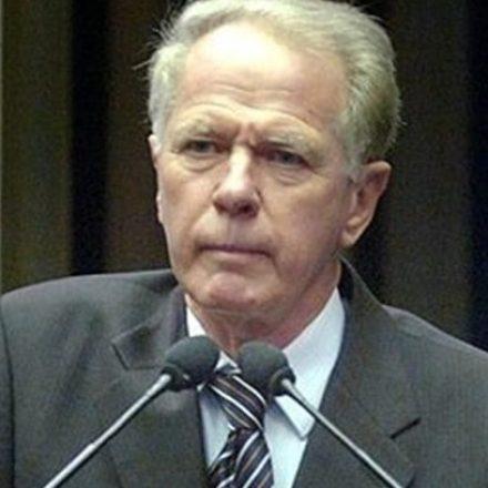 Ex-governador do Espírito Santo, Gerson Camata, é morto por ex-assessor em Vitória