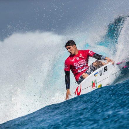 Medina luta por mais um título no Mundial de Surf