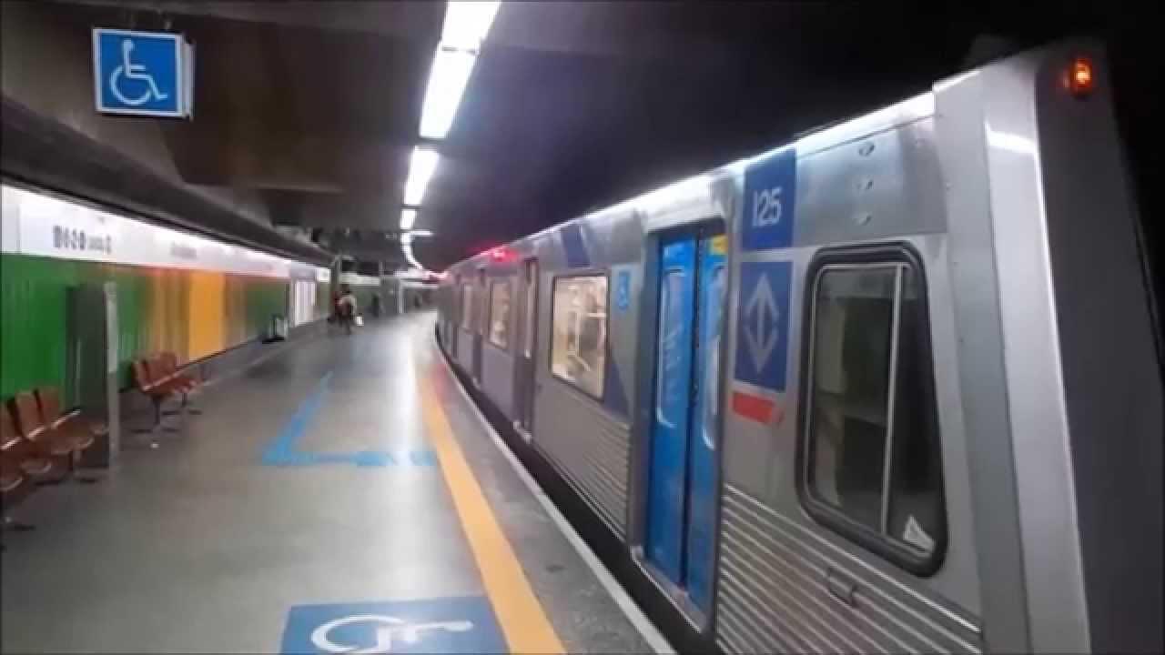 Menino morre atropelado ao entrar em túnel do Metrô