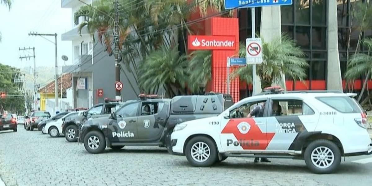 PM morre em troca de tiros com criminosos em Atibaia; assaltantes usavam fuzis