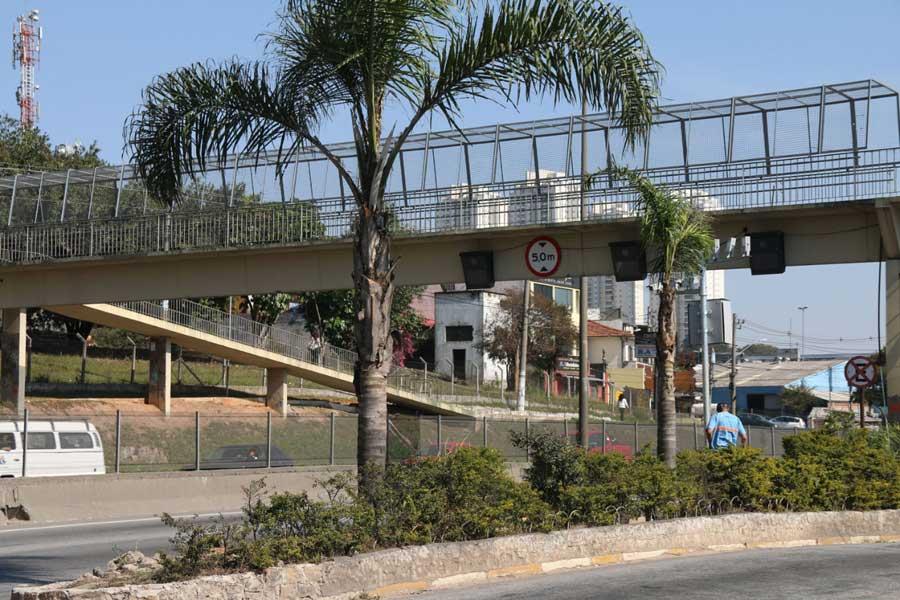 Autopista desativa radar do Km 272 da Régis Bittencourt em Taboão da Serra