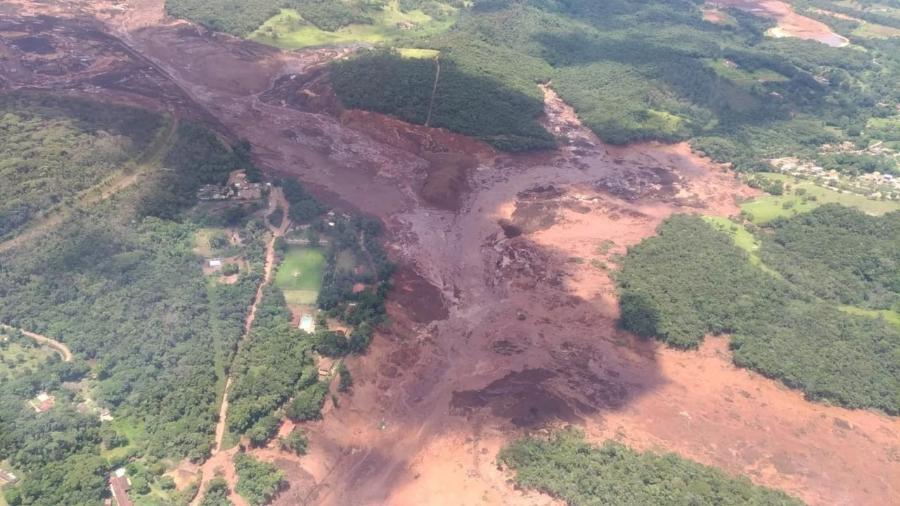 Justiça de Minas Gerais bloqueia R$ 1 bilhão da Vale