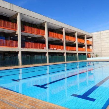 CEUs reformam piscinas em período de férias de verão