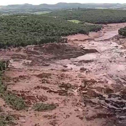 Rompimento de barragem em Brumadinho é destaque na imprensa internacional
