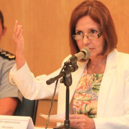 Carro da deputada Martha Rocha é alvo de tiros na Zona Norte do RJ