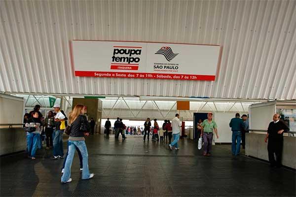 Postos Poupatempo da Capital não funcionarão nesta sexta-feira, dia 25, aniversário de São Paulo