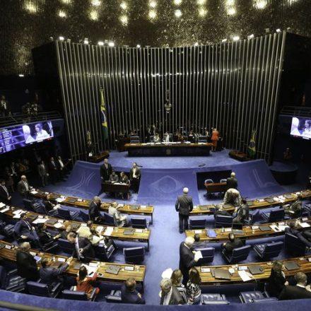 Senado terá disputa inédita para escolha do presidente, hoje