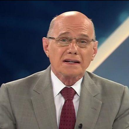 Boechat será homenageado na cidade de São Paulo, diz prefeito Bruno Covas