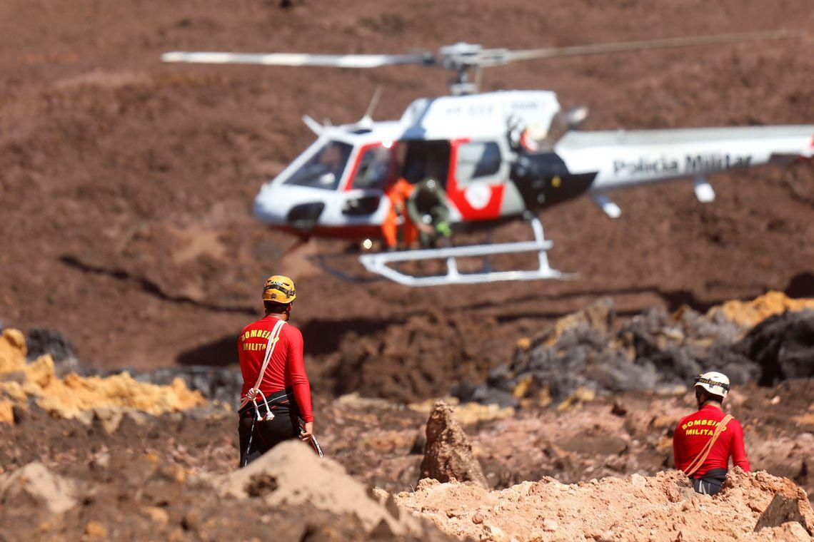 Ministério Público de Minas Gerais prende outros oito funcionários da Vale