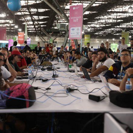 Campus Party 2019 começará amanhã