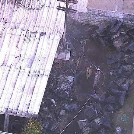Incêndio deixa ao menos dez mortos no Centro de Treinamento do Flamengo