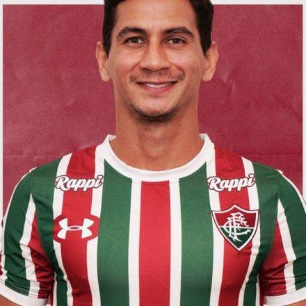 Fluminense anuncia ter contratado Paulo Henrique Ganso