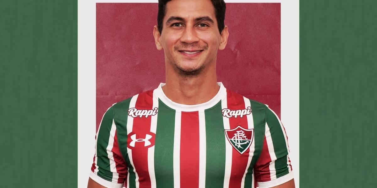 Fluminense anuncia ter contratado Paulo Henrique Ganso  decb213a995bd