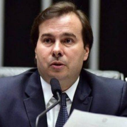 Rodrigo Maia é eleito pela 3ª vez como Presidente da Câmara dos Deputados, em Brasília
